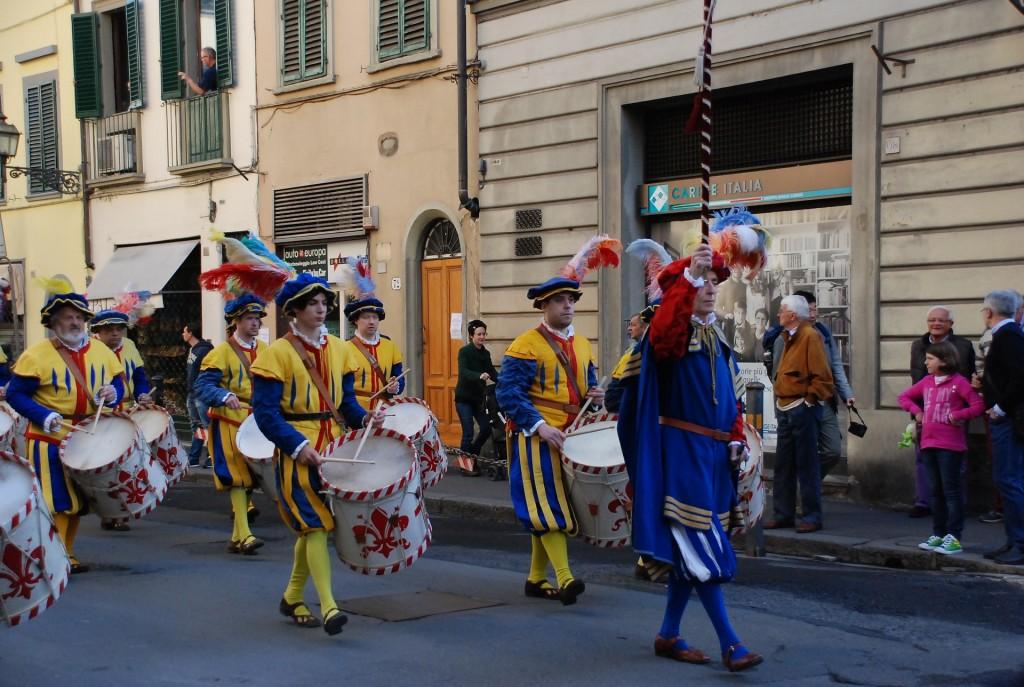 Easter parade in Florence | © pixabay https://pixabay.com/it/pasqua-firenze-toscana-692667/