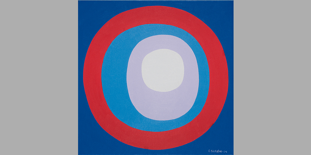 A work by Rosarian artist Eduardo Serón in the gallery's spring 2012 exhibition | Courtesy of the Diego Obligado gallery of art