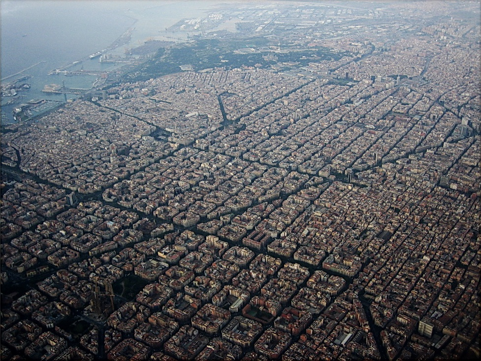 The Eixample © Alhzeiia
