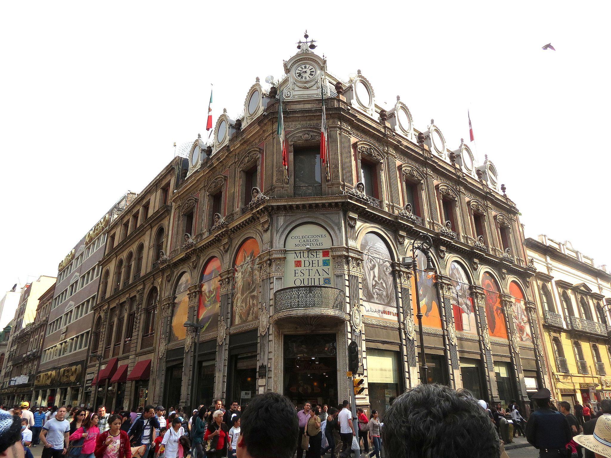Museo del Estanquillo | © Luisalvaz/WikiCommons