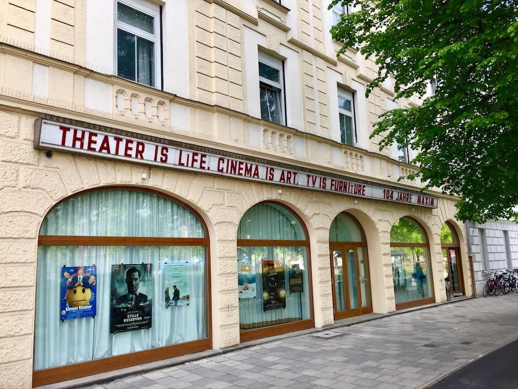 New Maxim Cinema © Roanna Mottershead