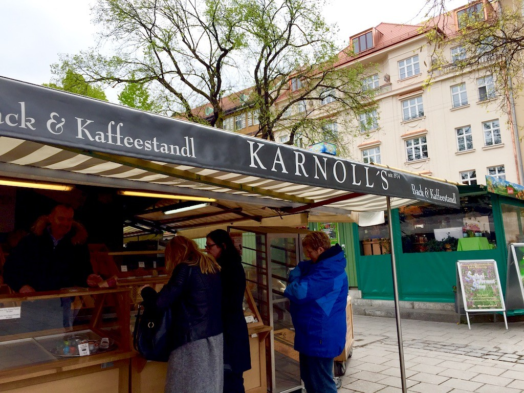 The Karnoll's stand © Roanna Mottershead
