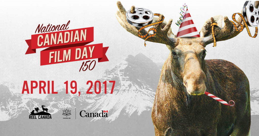 National Canadian Film Day 150 | © REEL Canada