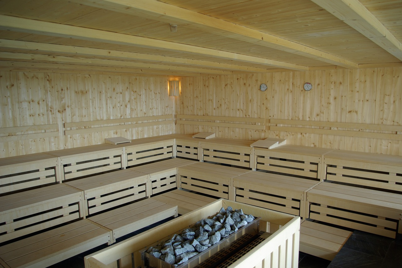 Saunas come with the package in Lisbon's LGBT circuit © Pixabay