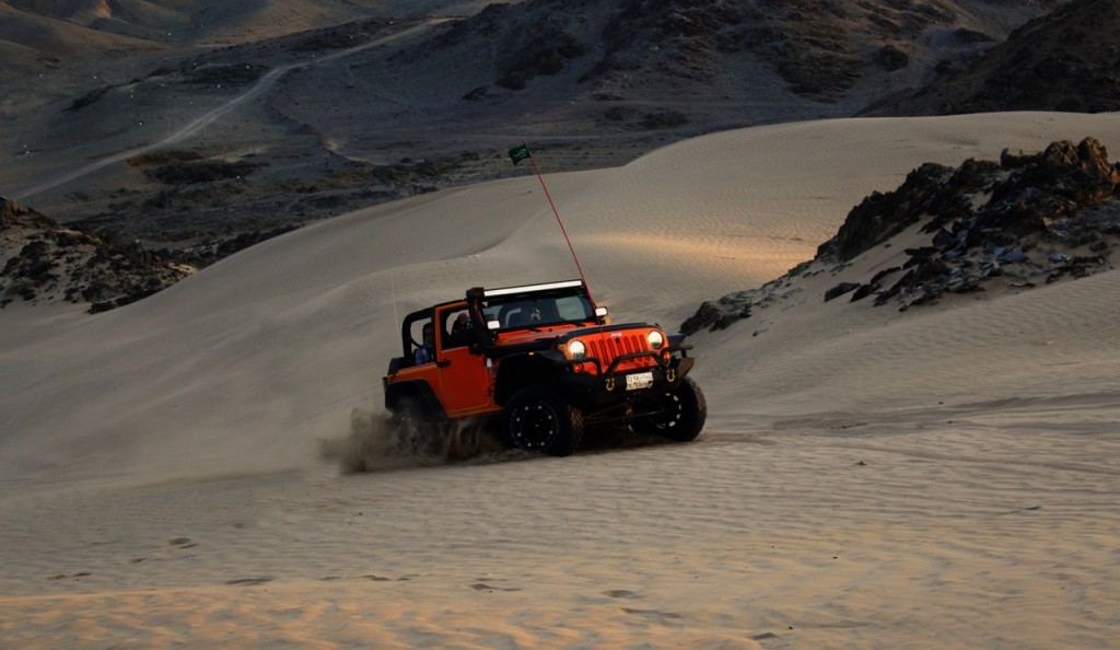 Getting to Jericoacoara requires a special ride, like a dune buggy or specially equipped Jeep / ©Tookapic / Pexels