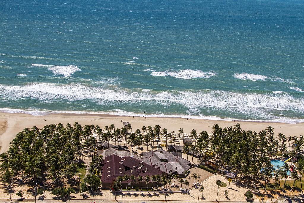 Praia do Futuro / ©Portal da Copa / Wikimedia Commons