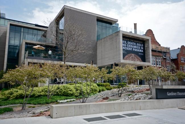 The Gardiner Museum | © Alejandro/ Flickr