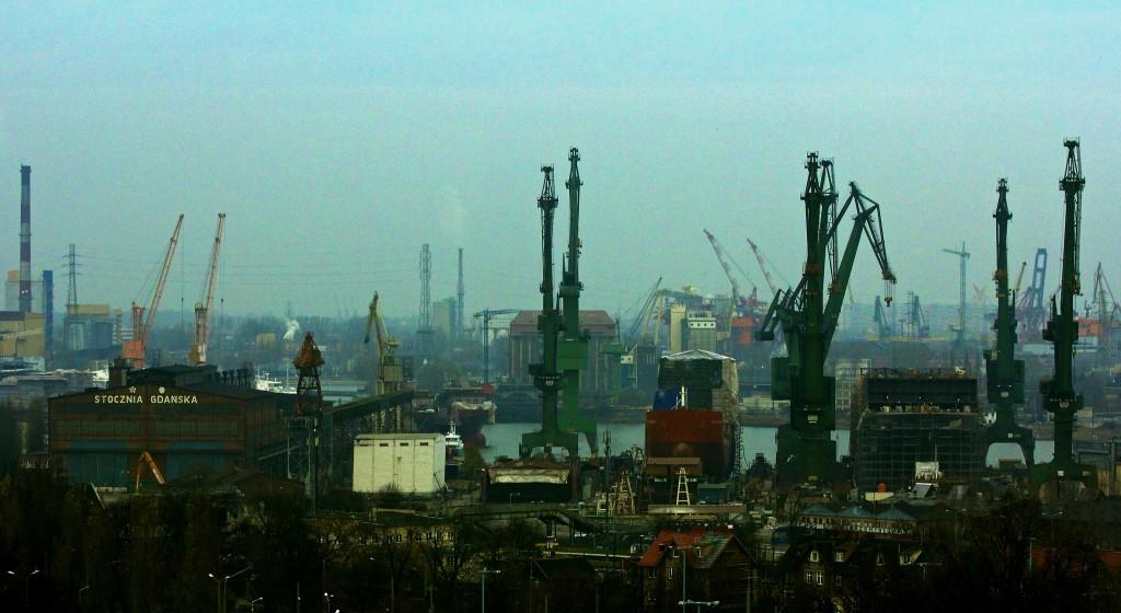 (Lenin) Shipyard, Gdansk | © Gary Denham/Flickr