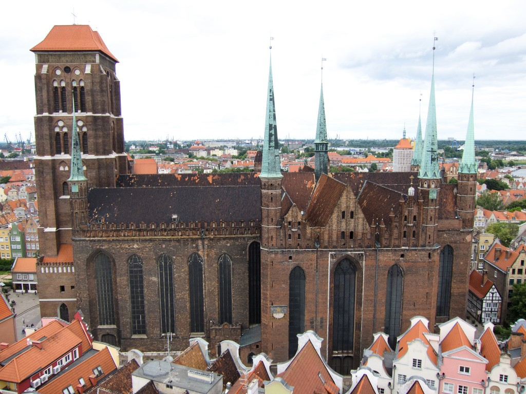 Gdansk cathedral   © Thomas Quine/Flickr