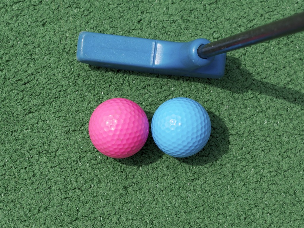 Flickr Mini-Golf | © Austin Kirk/Flickr