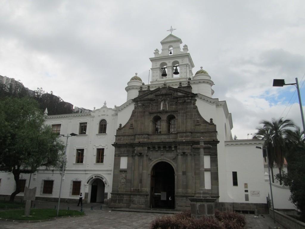 Iglesia de Guápulo@Rick Segreda