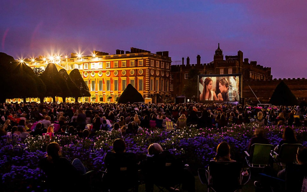 Hampton Court | © Riot Communications/Luna Cinema