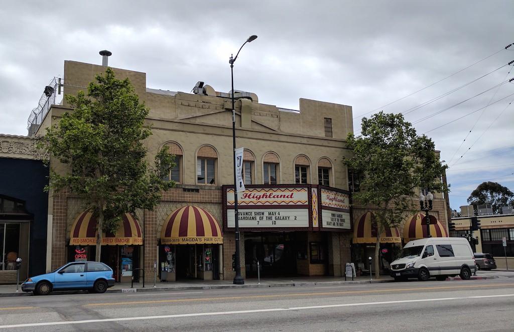 Highland Theater|©Juliet Bennett Rylah