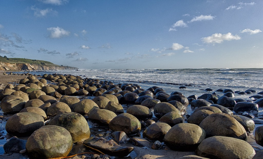 Bowling Ball Beach|©John Fowler/Flickr
