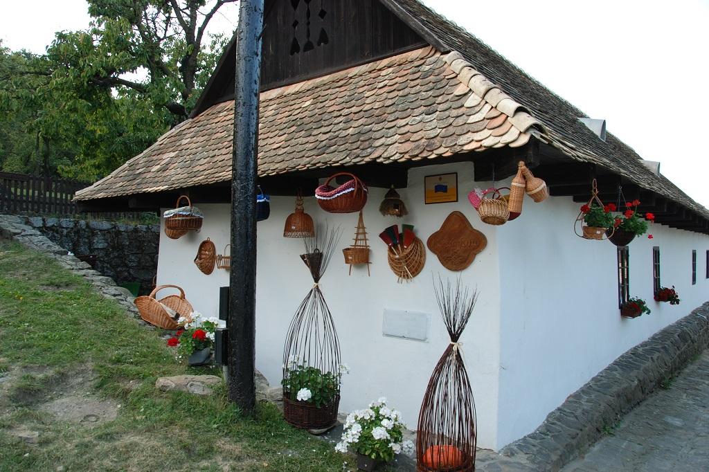 Hollókö village Hungary