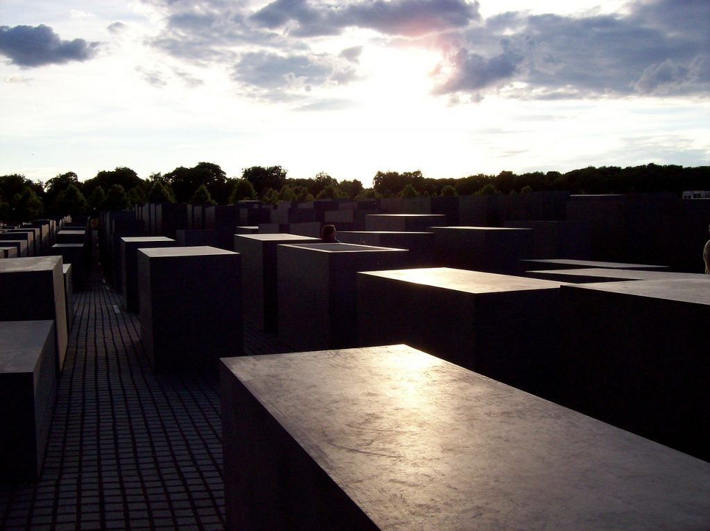 Holocaust Monument in berlin | © marinamarinb / Pixabay