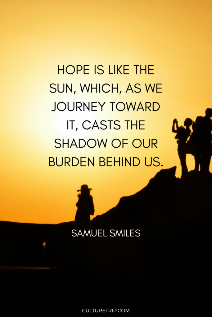 13 Sanguine Quotes For National Hope Day