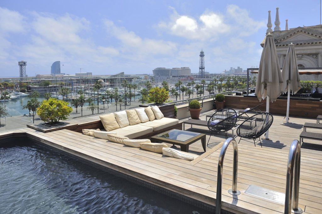 The most magical boutique hotels near la rambla barcelona for Design hotel barcelona