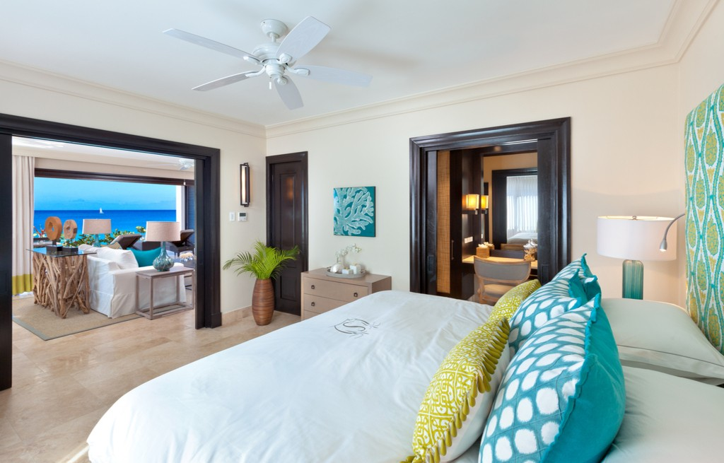 Beach House Suite, | Courtesy of The Sandpiper, Barbados.