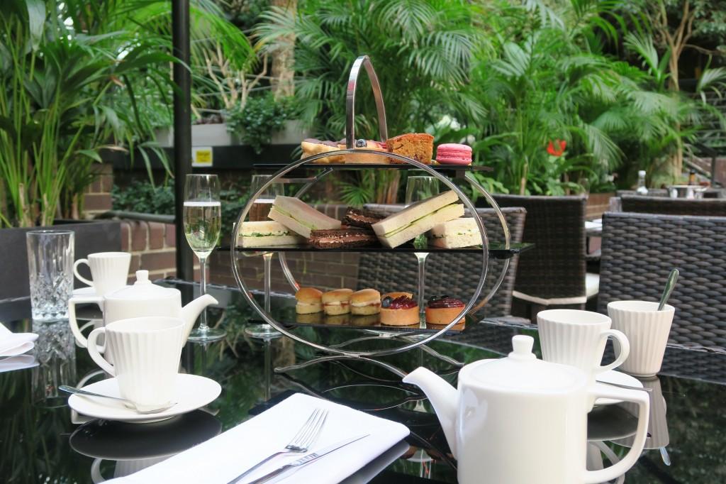 Barbican Afternoon Tea © Tom Flynn