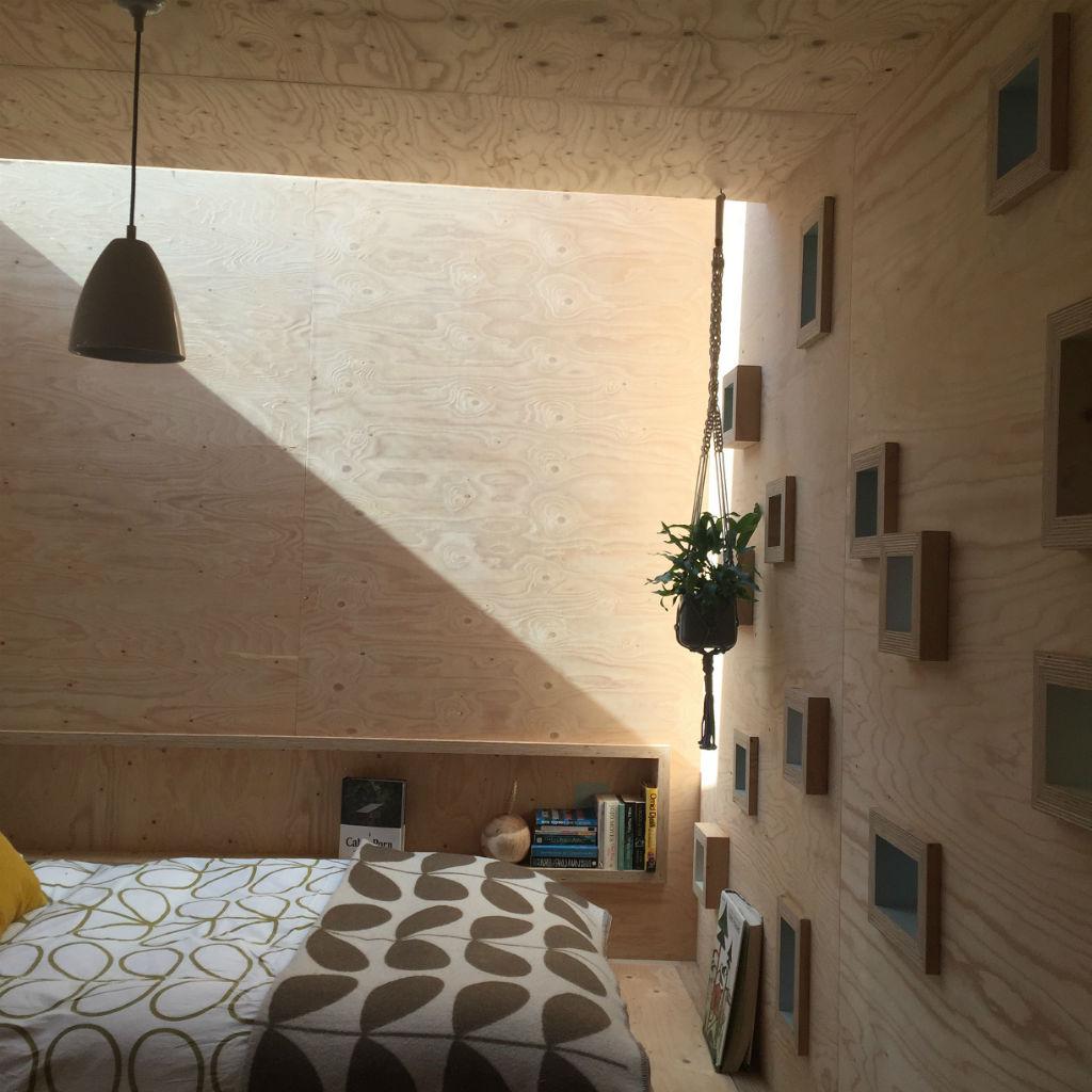 Brockloch Treehouse Interior | Courtesy Of Brockloch Eco Retreat