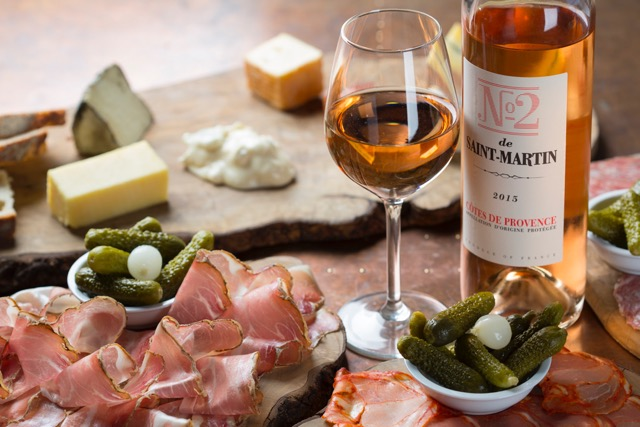 Vagabond Wines offers the classic cheese and charcuterie platters as well as more refined dishes   © Vagabond Wines