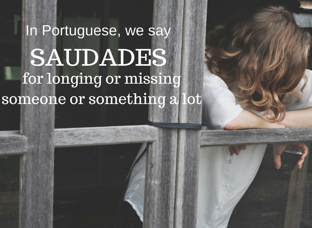 Saudades - Really miss someone or something |© Culture Trip/Sarah Brown