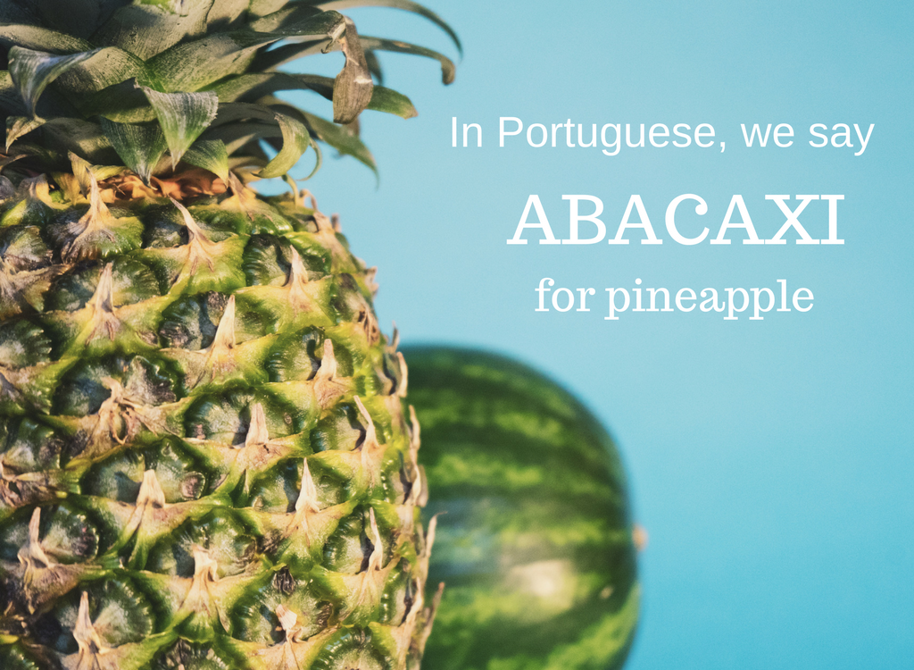 Abacaxi - Pineapple |© Culture Trip/Sarah Brown