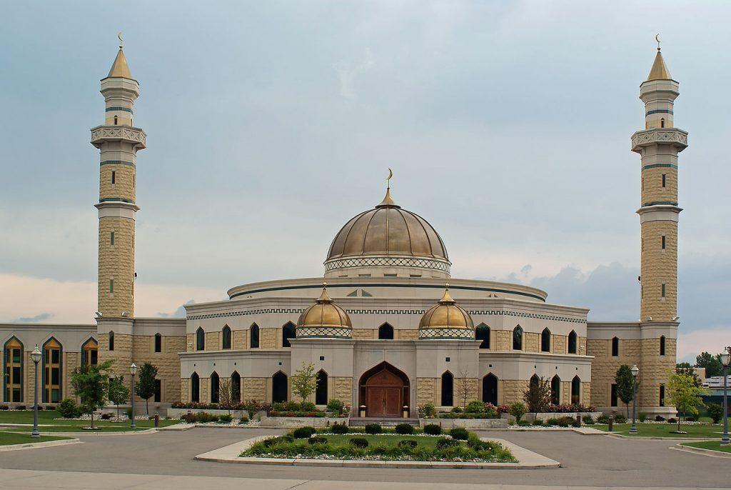 Islamic Center of America – Dearborn, Michigan | © Dane Hillard/Flickr