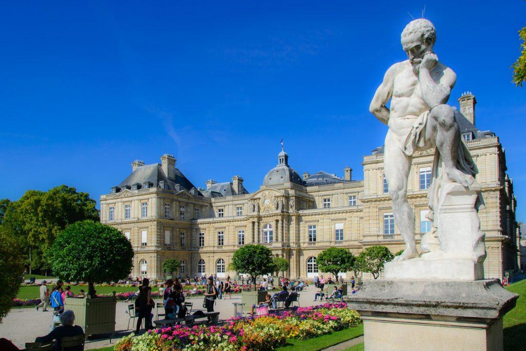 Jardin du Luxembourg │© bogitw / Pixabay