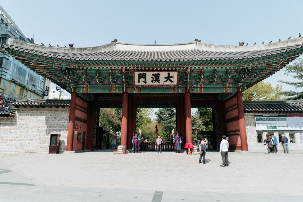 Deoksugung Palace-Seoul-South Korea