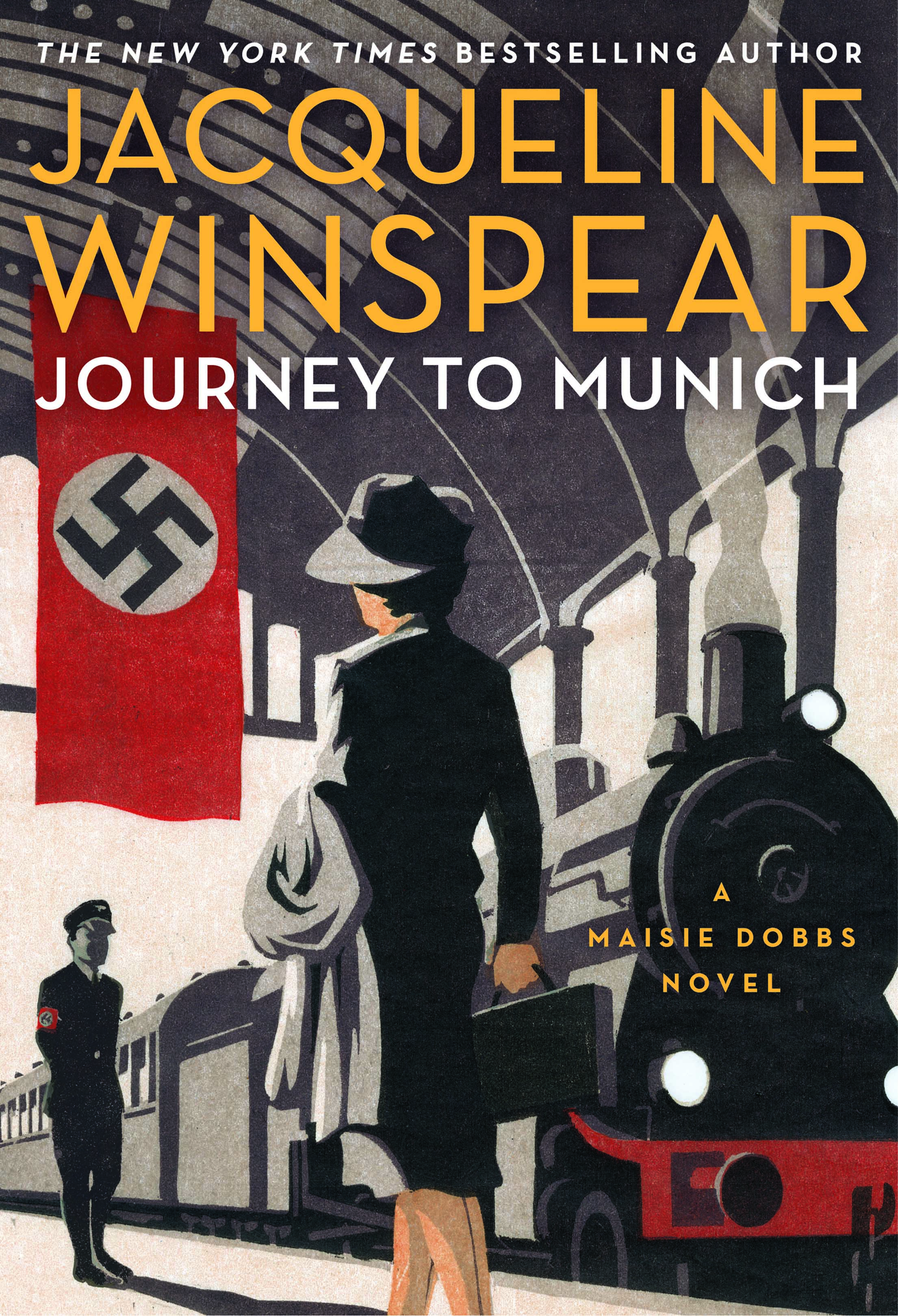 Journey to Munich | Courtesy of HarperCollins