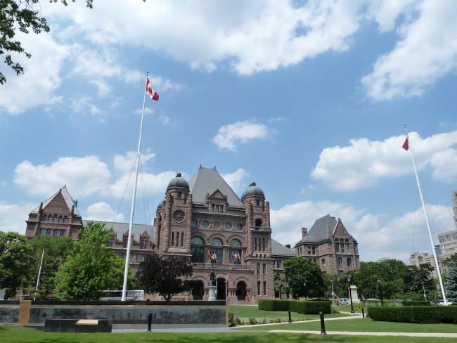 Ontario Legislative Building | Priscilla Jordão/ WikiMedia Commons