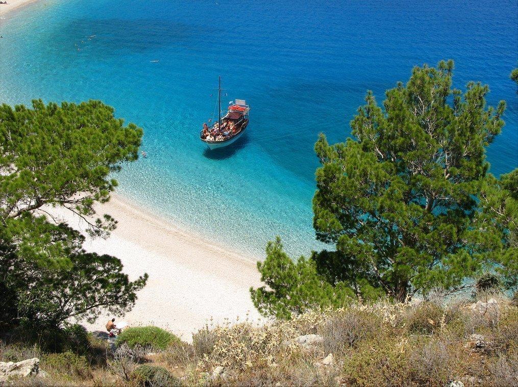 Apella beach, Karpathos | © ufoncz/Wikicommons