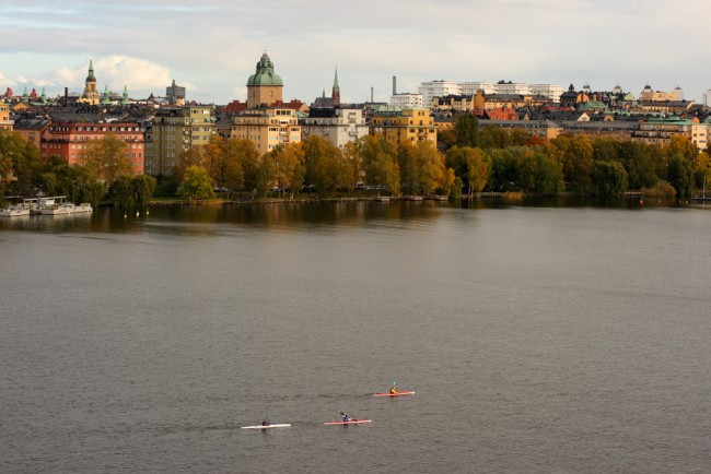 Water sports Stockholm