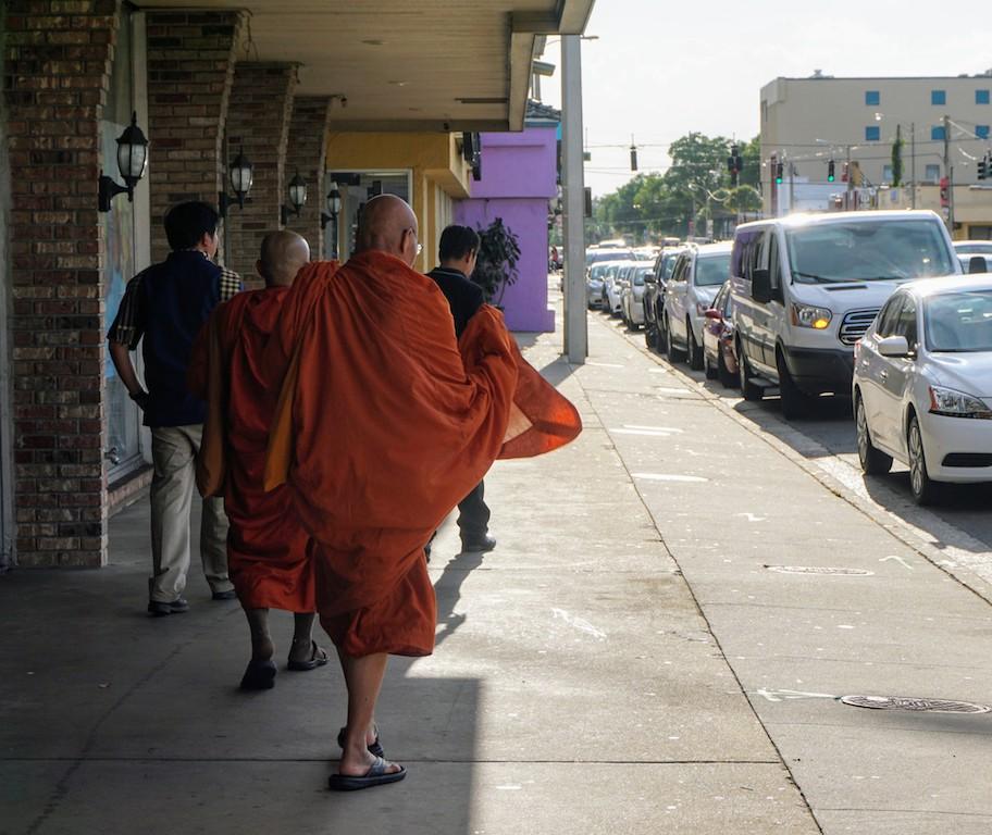 Little Vietnam monks-Mills50 district