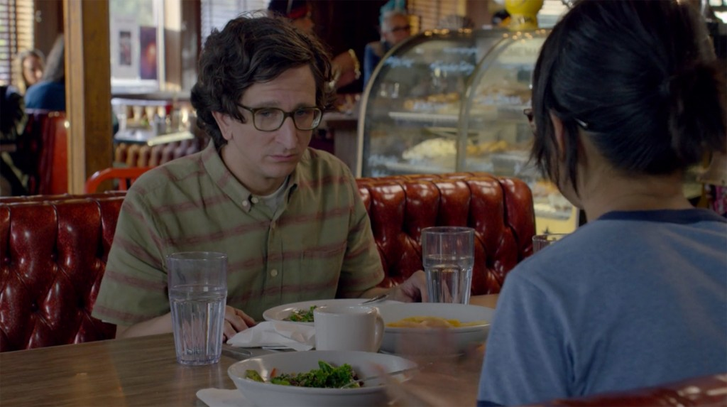 Gus and friends at Brite Spot|Courtesy of Netflix