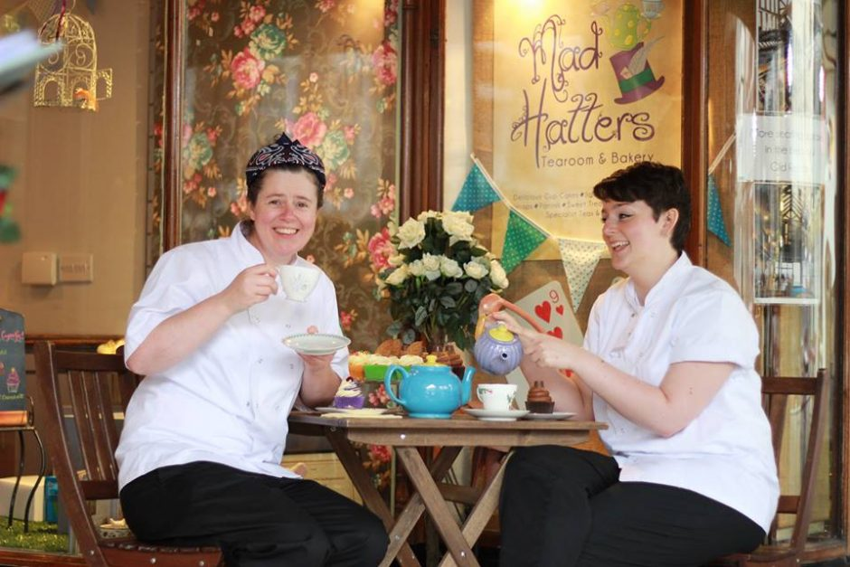 Mad Hatters tearoom, Chester