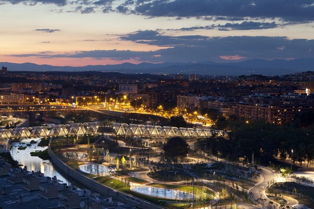 Madrid Río  © Madrid Destino Cultura Turismo y Negocio
