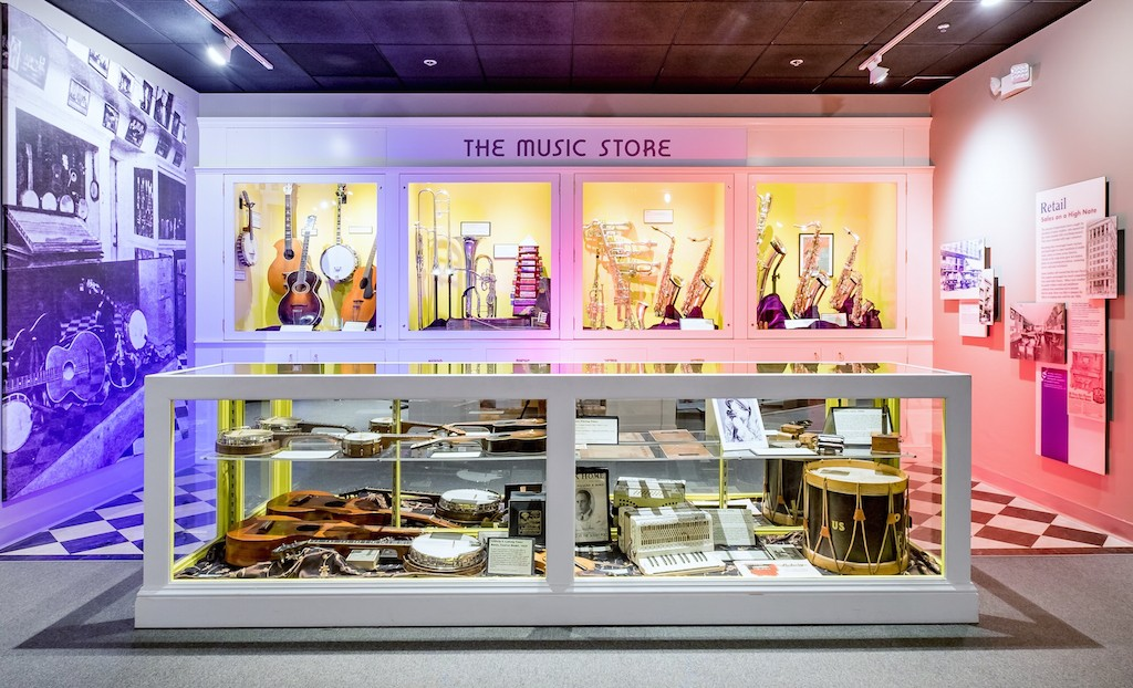 Museum of Making Music|Courtesy of Museum of Making Music