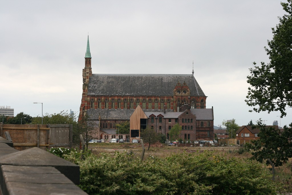 Manchester Monastery