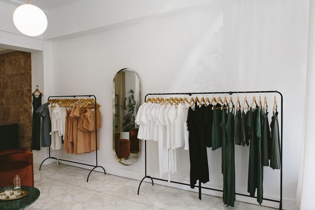 Margot Molyneux boutique © Courtesy of Margot Molyneux