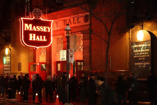 Massey Hall | © Danielle Scott/ Flickr