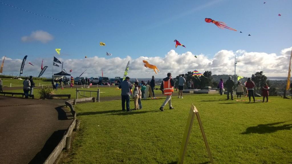 Matariki Celebrations in Auckland   © Wikimedia Commons