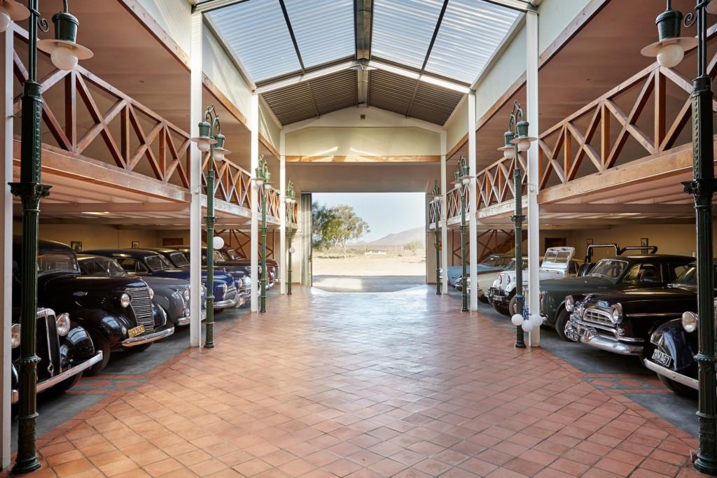Matjiesfontein_transport-museum