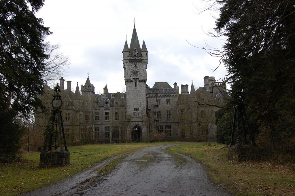 Château Miranda   © Wikipedia / Pel Laurens / Forgotten Beauty