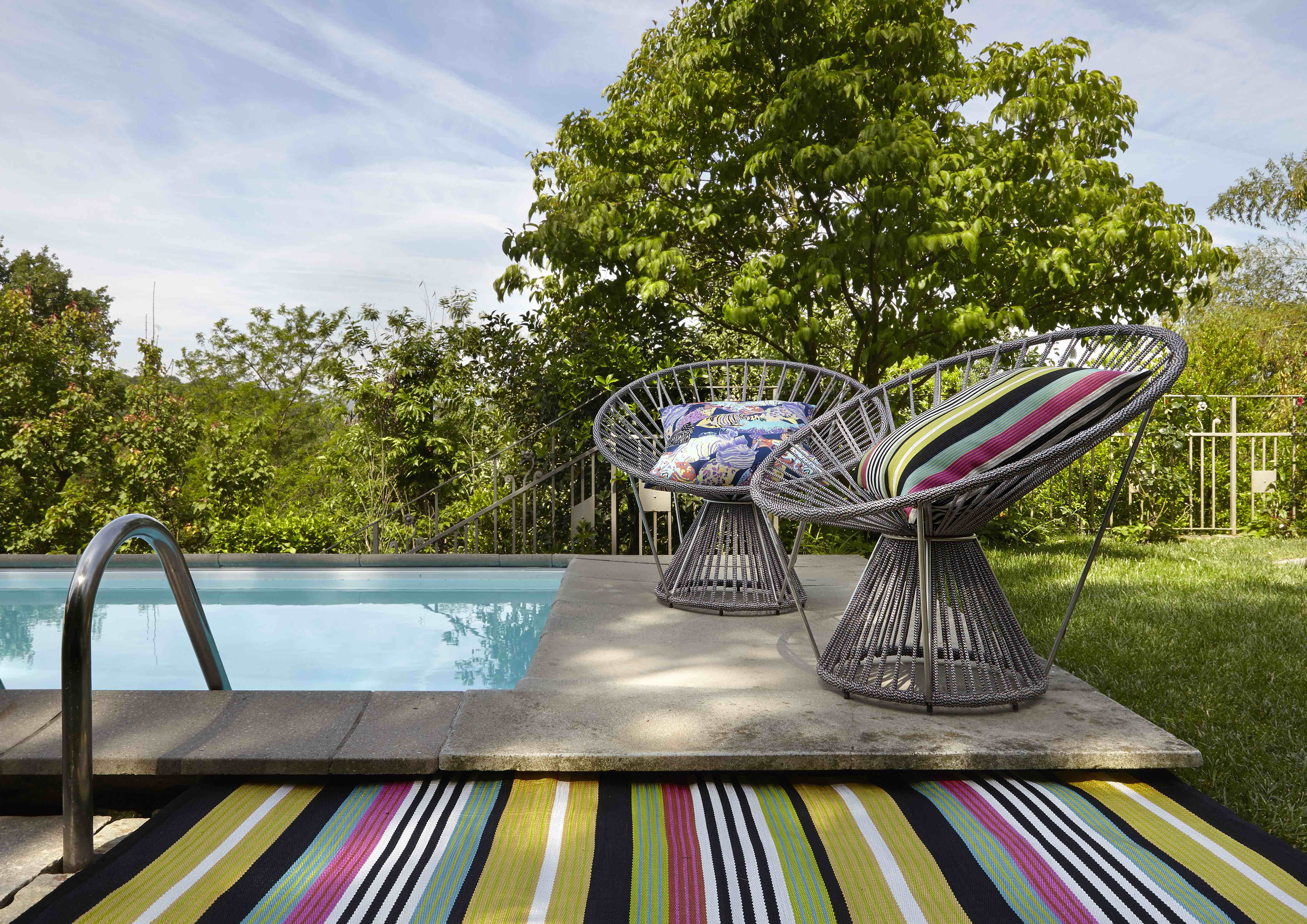 missoni s new outdoor collection for summer 2017 rh theculturetrip com Missoni Home Missoni for Target Home