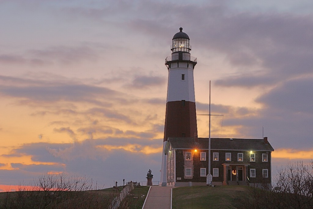 Montauk Point Lighthouse | Wolfgang Wander/WikiCommons