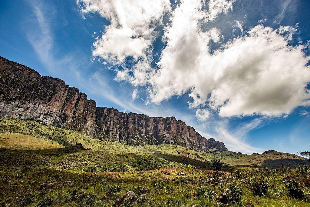 Monte Roraima / © AuthorNey Teixeira de Freitas Guimarães Filho / Wikimedia Commons