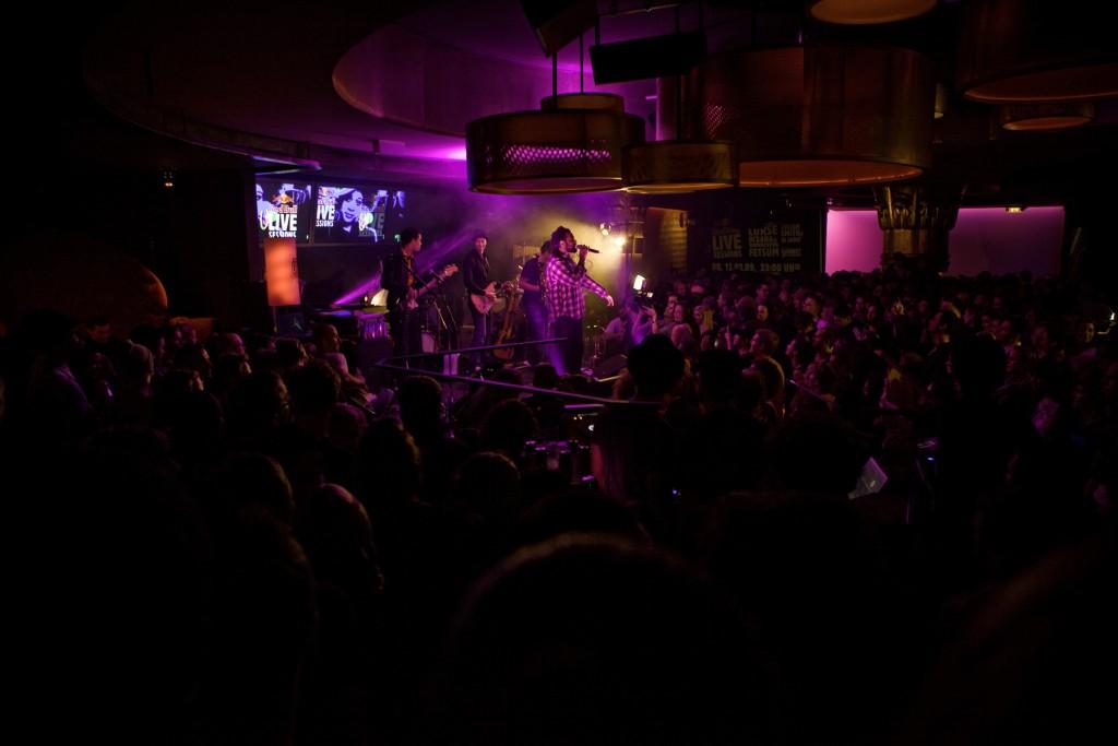 Concert at the Moondoo | © Florian Schüppel / Courtesy of Moondoo